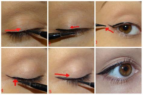 Как рисовать стрелки на глазах правильно инструкция пошагово для начинающих карандашом подводкой