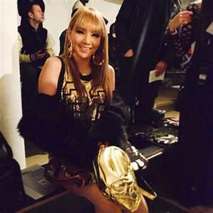 """Complex Mag: """"@/Chaelin_CL z 2NE1 na @ItsJeremyScott F/W ..."""
