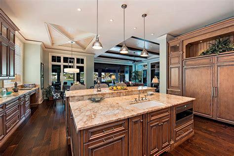 home design kitchens 18 inspirational luxury home kitchen designs 1657