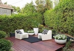 construire une terrasse 5 points cles pour reussir son With comment amenager un jardin tout en longueur 1 decoration jardin en longueur exemples damenagements