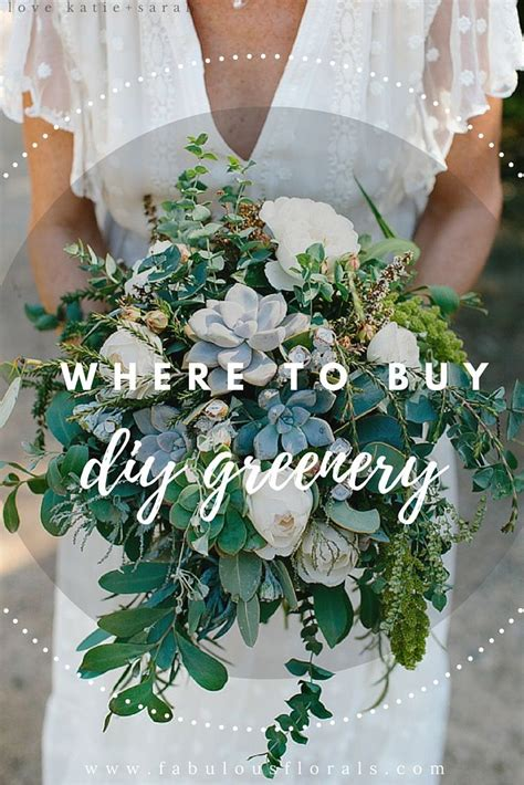 diy wedding bouquet ideas  pinterest diy