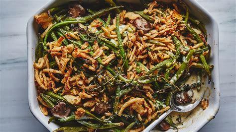 bas  green bean casserole recipe bon appetit