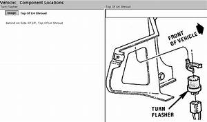 Buick Rendezvous O2 Sensor Location