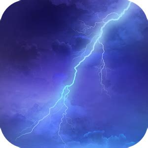 lightning live wallpaper android apps on play