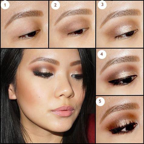Дневной макияж для карих глаз этапы нанесения популярные техники советы