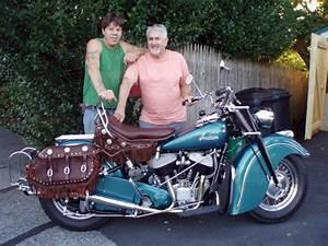 Vintage Harley Davidson Motorcycles  Classic British