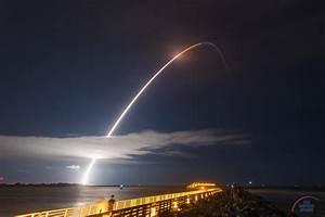 Cold-War Era Derived ICBM Blasts Military ORS-5 ...
