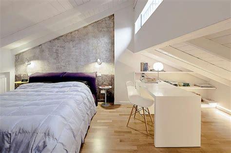 chambre dans les combles photos aménagement des combles pour une chambre sous toit