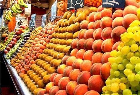 Scaffali Per Frutta E Verdura In Inghilterra 1 3 Di Frutta E Verdura Italiane