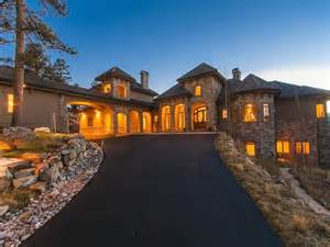 5 bedroom house plans 1 story ring in the new year with an opulent mountain home