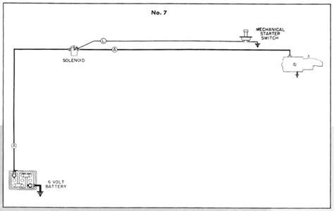 Starting Circuit Diagram For The Nash Statesman