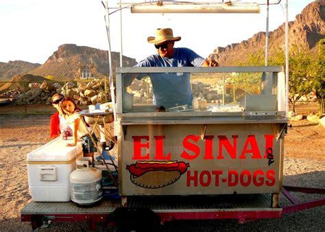 tucsons version   hot dog sonoran