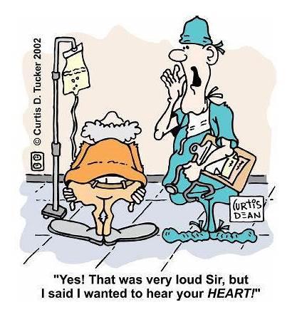 Surgery Heart Cartoon Valve Drawing Flatulence Funny