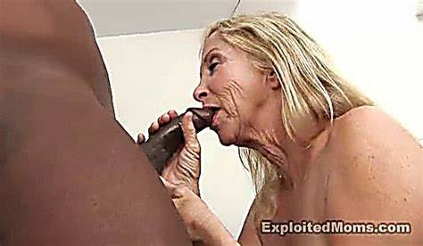 Granny Exploited Holes Tenderized By Blackness Try Celebrity Connie Mccoy