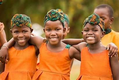 African Children Choir Perform Sing Billings Lodge