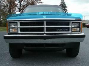 1989 Dodge Dakota Se 4x4 3 9l V6 100  Original Excellent