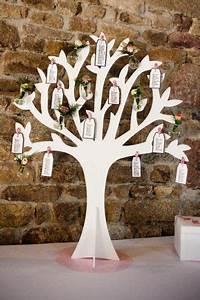 Arbre En Bois Deco : plan de table arbre mariage decoration pinterest ~ Premium-room.com Idées de Décoration