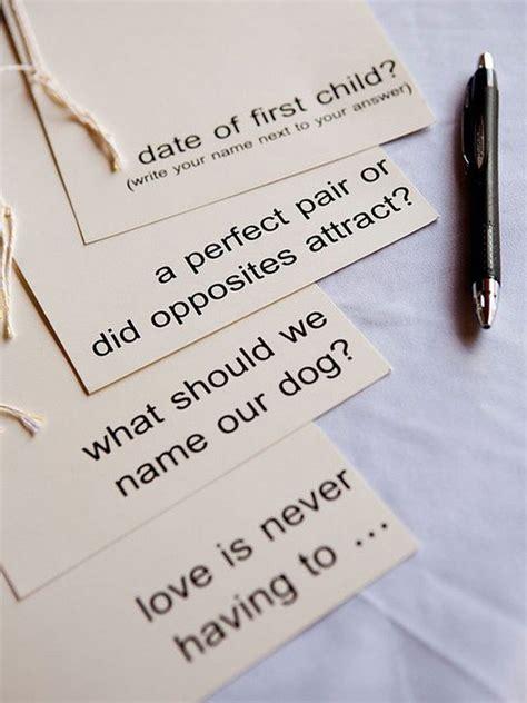 creative fun wedding guest book ideas mywedding