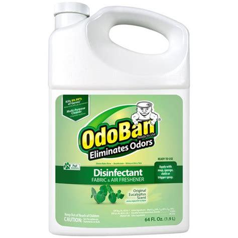 odoban original eucalyptus scent disinfectant fabric air