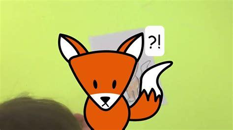 How To Draw A Cartoon Fox, Step By Step