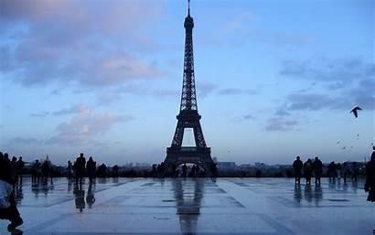 Paris Background Tower Eiffel Wallpapers Streets Desktop