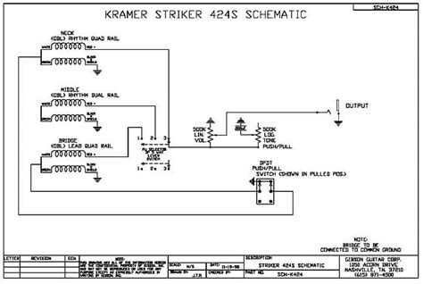 Kramer Striker Custom