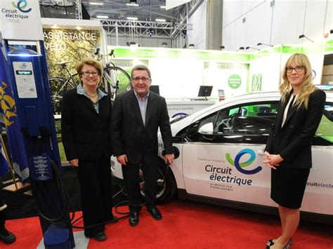 The City Quebec Joins Electric Circuit Hydro
