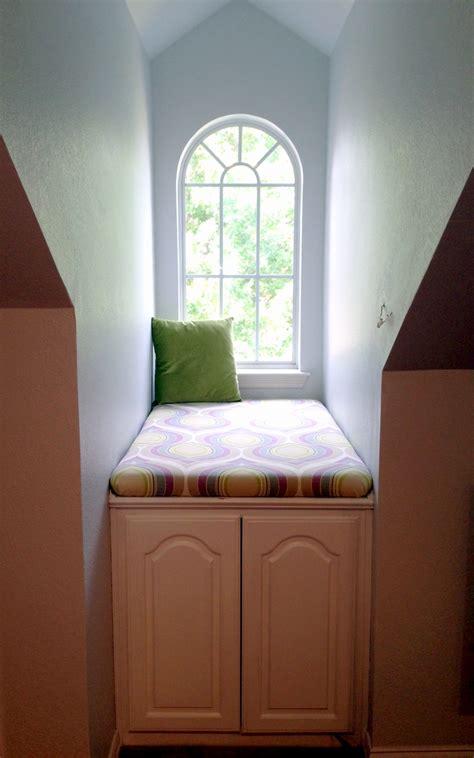diy  sew window seat cushions  nesters nest