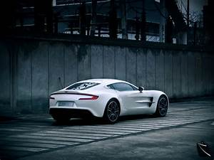Wonderful Aston Martin One-77 Wallpaper | Full HD Pictures