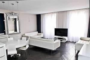 Appartement Contemporain : appartement paris iv contemporain salon paris par design beauty home ~ Melissatoandfro.com Idées de Décoration
