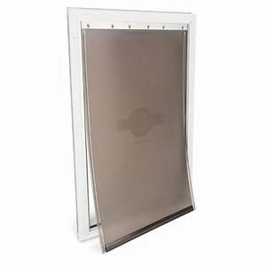 doog door amazoncom plexidor performance pet doors With electronic dog door xl