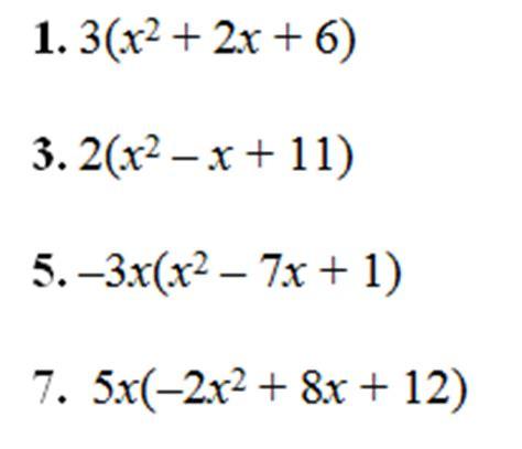 multiplying monomials with polynomials worksheet pdf and