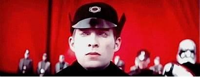 Hux General Domhnall Gleeson Aroused Orbital Captured
