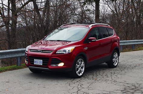 Ford Escape 2016 Reviews by Review 2016 Ford Escape Titanium Canadian Auto Review