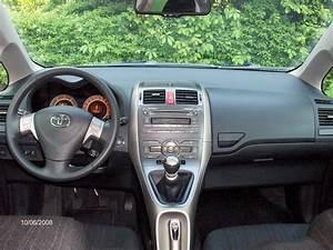 Toyota Auris 2008 : file toyota auris interieur 1 jpg wikimedia commons ~ Medecine-chirurgie-esthetiques.com Avis de Voitures