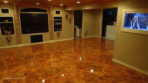 Apoxy Floor - metallic floors the concrete protector