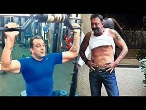 Sanjay Dutt Gym Body Building Workout Tips - YouTube