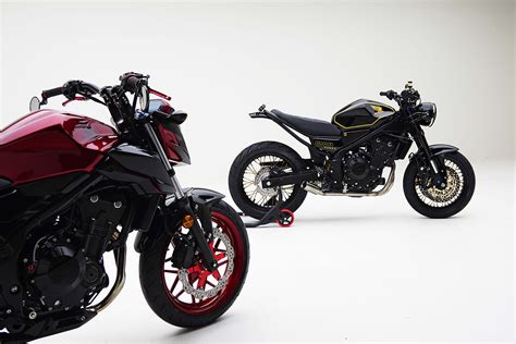 Honda Cb500f Modification by Custom Honda Cb500 S Scrambler Motorcycle Cbr Parts
