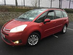 C4 Picasso 2009 : 2009 citroen c4 grand picasso 16 hdi vtr automatic for sale in clondalkin dublin from cars ~ Gottalentnigeria.com Avis de Voitures