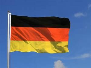 Deutschland Flagge Bilder : gro e deutschland flagge 150 x 250 cm flaggenplatz online shop ~ Markanthonyermac.com Haus und Dekorationen