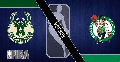 NBA Playoffs Game 4 - Milwaukee Bucks vs Boston Celtics ...