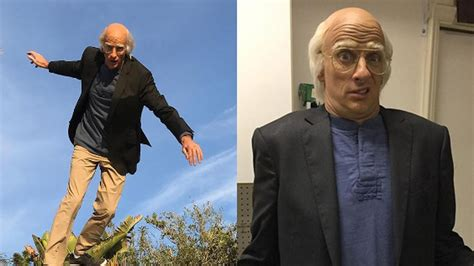 tony hawks larry david halloween costume