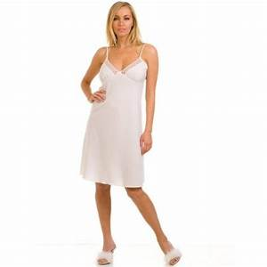 wacoal women39s embrace lace chemisemorning glory luxel With fond de robe coton