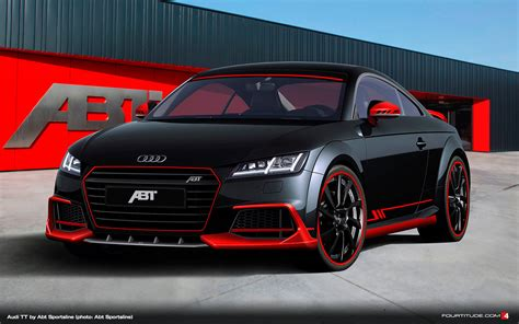 Essen 2014 New Audi Tt Coupé By Abt Sportsline