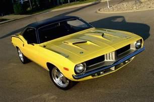 1974 Plymouth Barracuda Custom