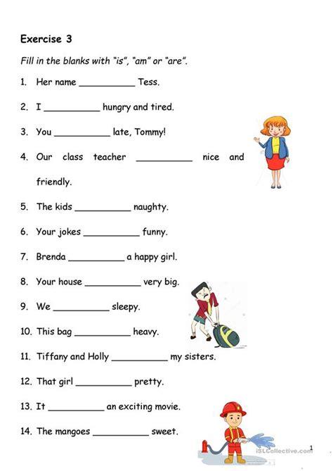 present simple verb   worksheet  esl printable