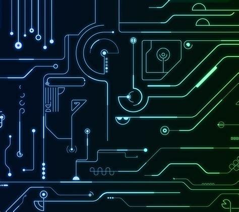 hd technology wallpaper