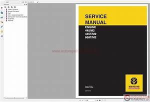 Case Engine Service Manual