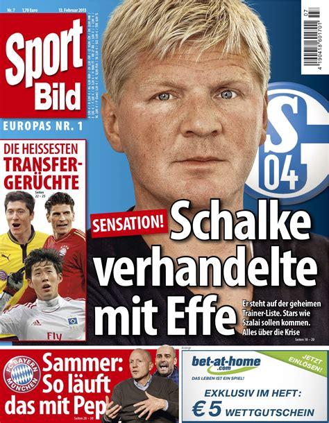 """Springers """"Sport Bild"""" beschenkt Leser zum 25 Geburtstag"""