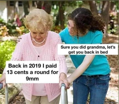 grandma bed let sure memes